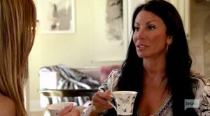 "Danielle Staub Discusses Falling Out With Teresa Giudice; Is ""Far Too Busy"" To Fix Friendship"