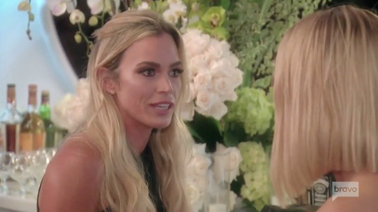 RHOBH's Teddi Arroyave Praises Dorit Kemsley's Party; Knows A Wine Glass From A Flute…But Just Doesn't Care!