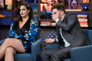 Vanderpump Rules' Tom Schwartz Busted By Katie Maloney Watching TV During Sexy Times