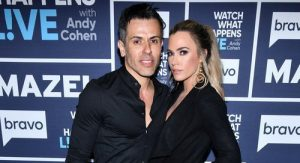 Edwin Arroyave Reacts To His Wife Teddi Mellencamp's Real Housewives Of Beverly Hills Exit