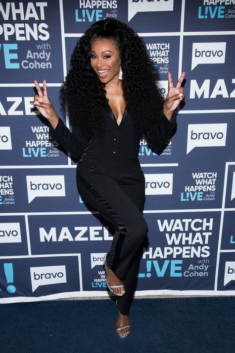 Photos – Cynthia Bailey Doesn't Want Porsha Williams Talking About Will Jones; Thinks Marlo Hampton Should Be A Housewife