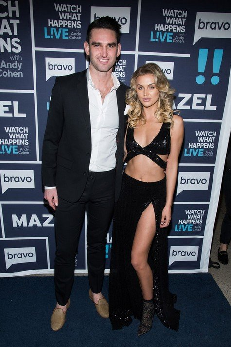 Carl Radke Admits To Hook Up With Scheana Marie; Lala Kent Refuses To Acknowledge Faith Stowers' Existence