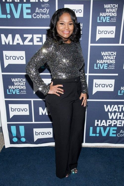 "Andy Cohen Thinks Vanderpump Rules And Married To Medicine Are The Best Shows On Bravo; Dr. Heavenly Kimes ""Just Likes Playing With"" Mariah Huq"