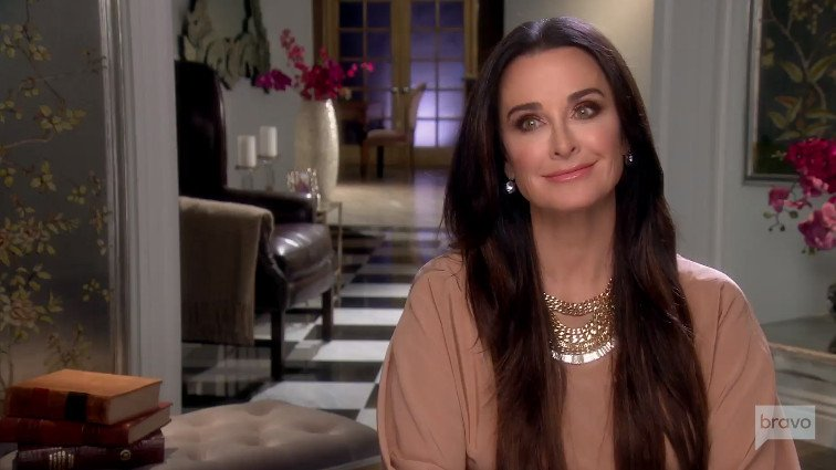 """Kyle Richards Doesn't Want Beverly Hills Housewives On """"American Woman,"""" But She Would Hire Harry Hamlin"""