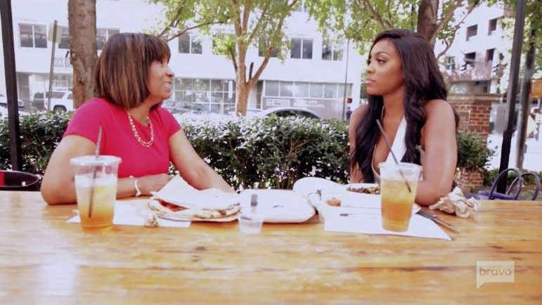 Mama Joyce Confronts Porsha Williams