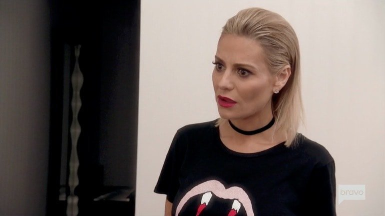 Dorit is schooled by Lisa Vanderpump