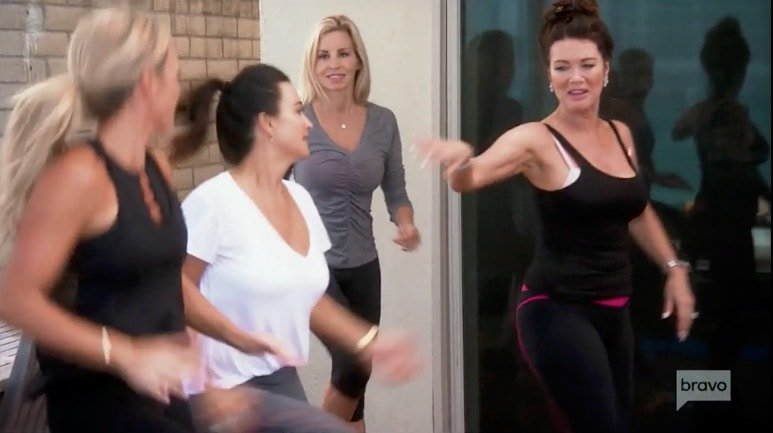 Real Housewives Of Beverly Hills Recap: A Bloody Mess At The Beach