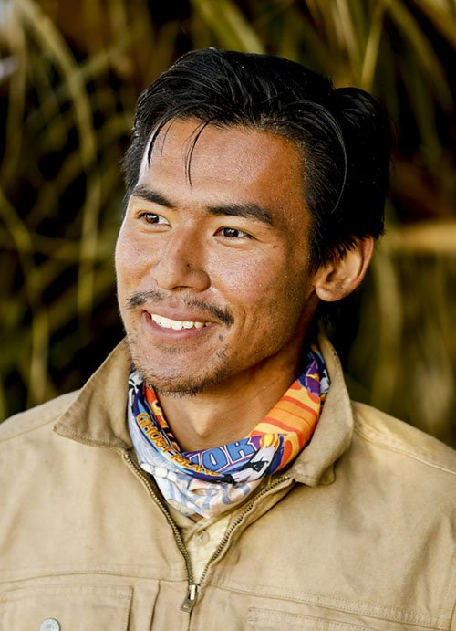 Exclusive – Survivor: Ghost Island's James Lim: