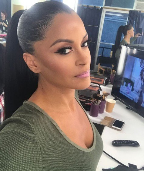 "Claudia Jordan Insists She Wasn't Fired From Real Housewives Of Atlanta & Kandi Burruss, Cynthia Bailey, & Kenya Moore ""Pleaded"" For Her To Return"