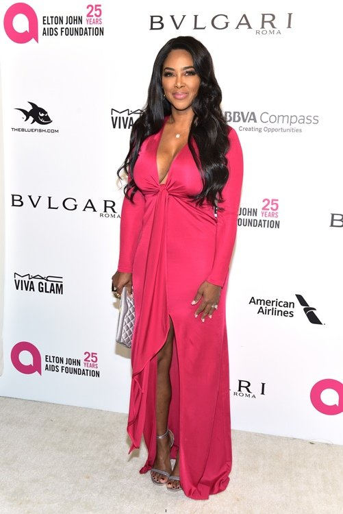 Kenya Moore - Real Housewives of Atlanta reunion drama