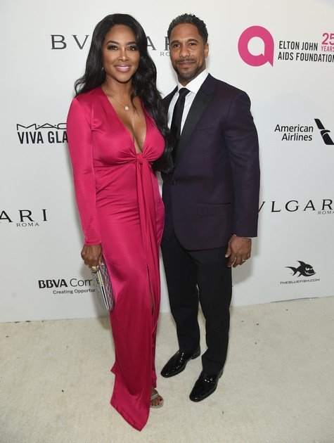 Reality Stars Party After The Oscars – Kenya Moore and Marc Daly, Lisa Rinna, Farrah Abraham And More! – Photos