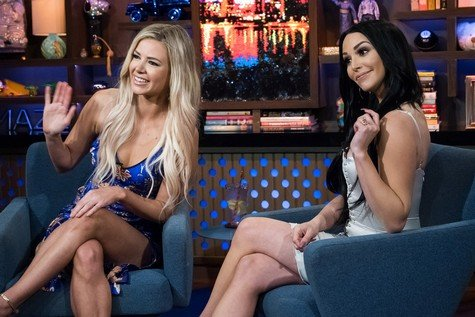 Scheana Marie & Ariana Madix Think Jax Taylor Would Be A Good Dad; Scheana Is Upset With Comments Lala Kent Made On Vanderpump Rules & Denies Hooking Up With Carl From Summer House