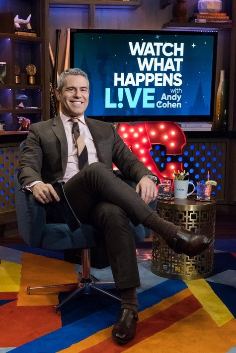 Andy Cohen Thinks Kim Zolciak Is Done With Real Housewives Of Atlanta; Reveals Most Difficult Watch What Happens Live Guest
