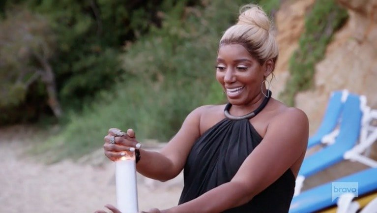 NeNe - RHOA Candle Ceremony