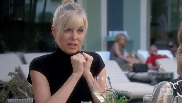 Eileen Davidson Is back