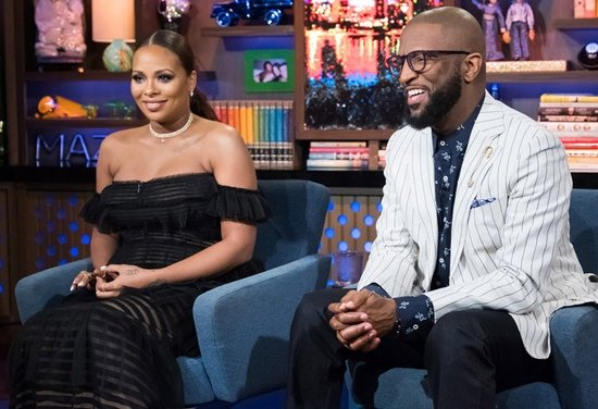 Eva Marcille Clears Up Missy Elliot Romance Rumors; Ricky Smiley Discusses Possibility Of Romance With Porsha Williams