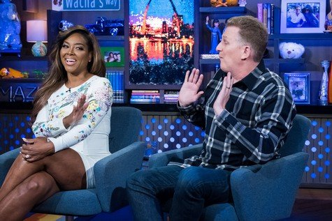 Kenya Moore Says Sheree Whitfield Has No Friends On Real Housewives Of Atlanta; Feuds With Michael Rappaport
