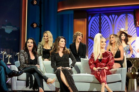 Real Housewives Of Beverly Hills Cast Appears On Watch What Happens Live