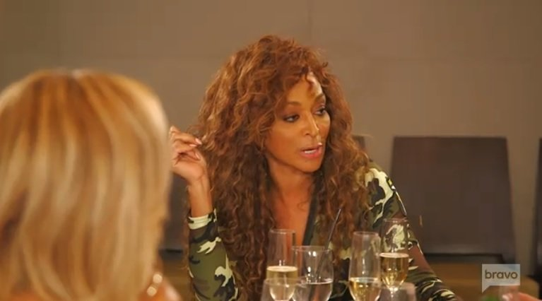 "Karen Huger Says Robyn Dixon ""Holds The Crown Of Two-Faced"" On Real Housewives Of Potomac"