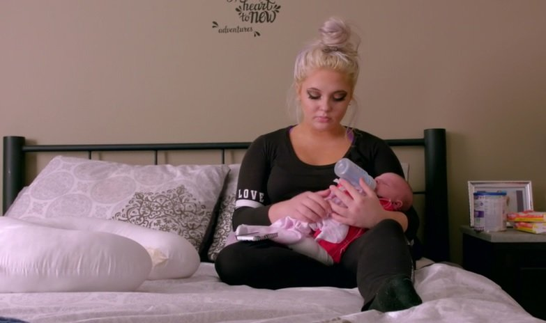 Teen Mom Young And Pregnant Recap: Co-Parent Trap