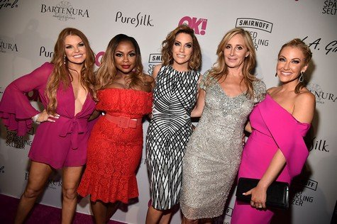 Reality Stars Turn Out For OK! Magazine Party –