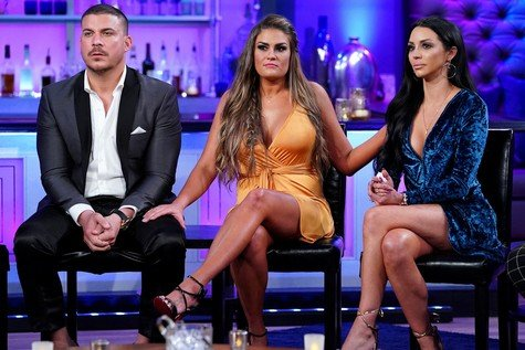 Jax Taylor And Scheana Marie Play Nice After Nasty Vanderpump Rules Reunion Drama