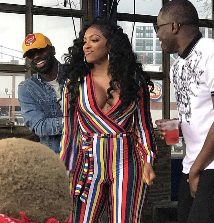Real Housewives Of Atlanta Stars NeNe Leakes & Porsha Williams At Philly Pride- Photos