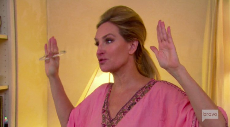 Real Housewives Of New York Recap: Holidazed And Confused