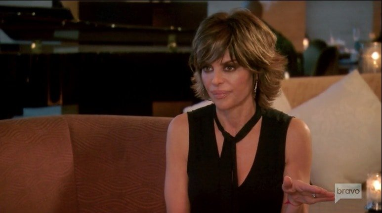 Real Housewives Of Beverly Hills Secrets Revealed - Lisa Rinna