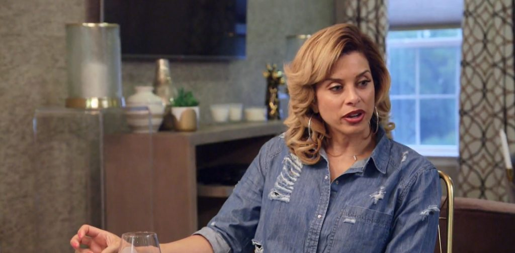 Robyn Dixon Doesn't Agree With One Word Candiace Dillard Has Said About Her
