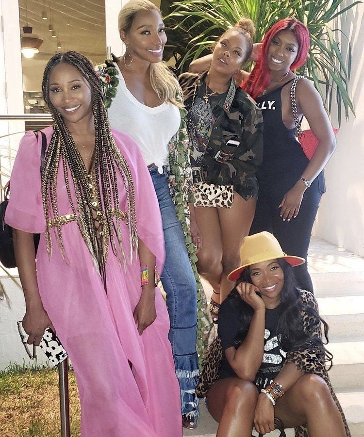 Real Housewives Of Atlanta Cast In Miami- Photos