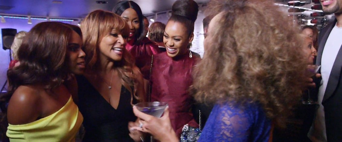 The Real Housewives of Potomac Recap: Give Until It Hurts