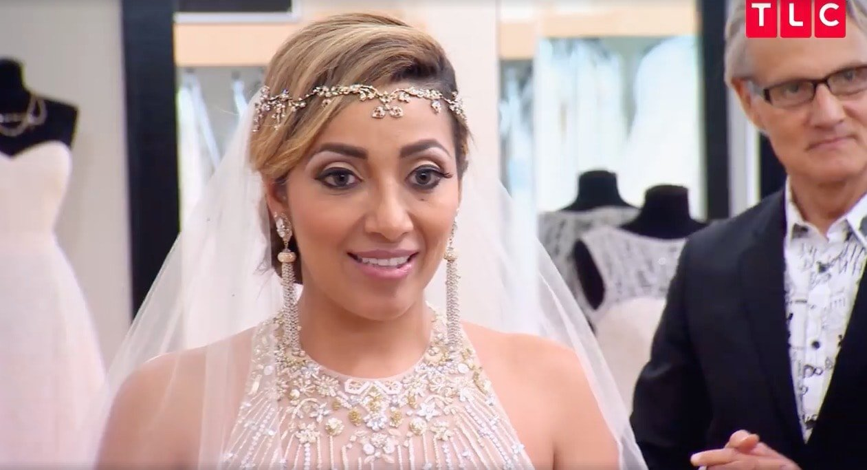 Apollo Nida's Fiance Sherien On Say Yes To The Dress Atlanta