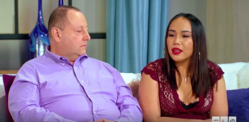 90 Day Fiance's David Toborowsky And Annie Suwan Question Nicole Nafziger and Azan Tefou's Relationship