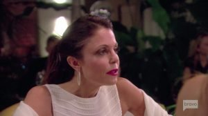 RHONY's Bethenny Frankel Is Afraid To Be Alone After Severe Allergic Reaction