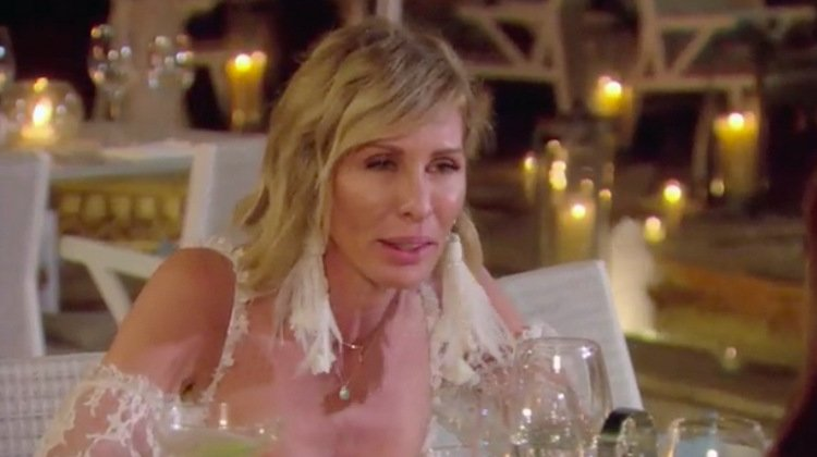 Real Housewives Of New York Recap: Guess Who's Arguing At Dinner?