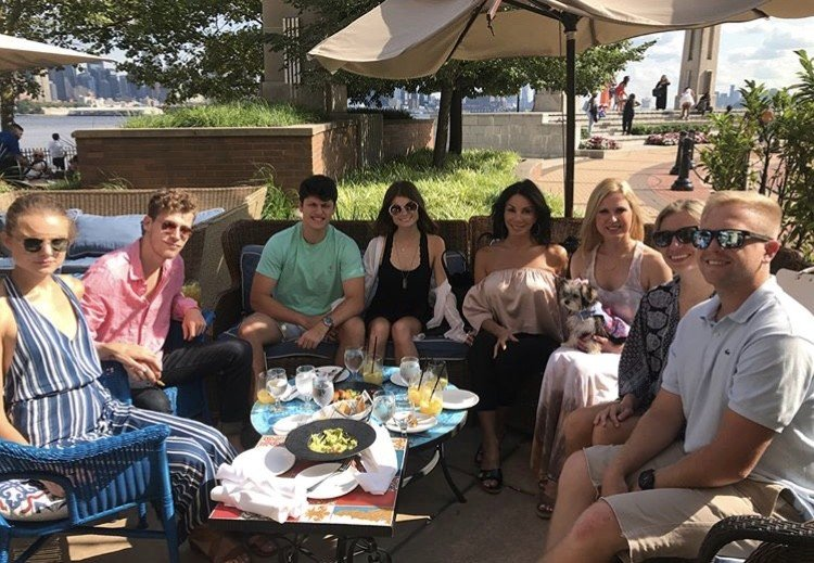 Danielle Staub's Birthday Brunch With Her Family- Photos