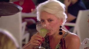 Dorinda Medley Sides With Lobsters At Barbara Kavovits's Clambake