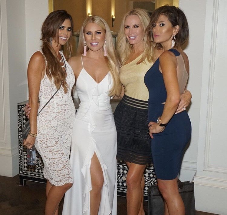 Former Orange County Housewives Gather For Nobleman Magazine Party- Photos