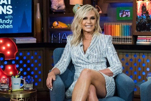 Tamra Judge Says That She and Ex Simon Barney Are Finally Getting Along
