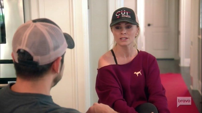 Tamra & Eddie discuss his surgery