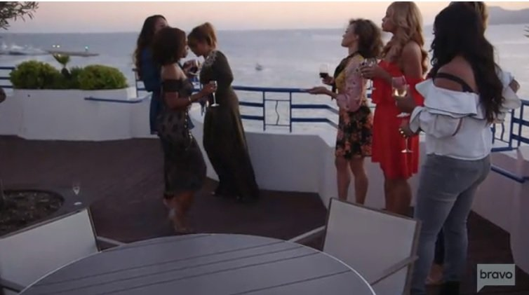 Real Housewives of Potomac Recap: Au Revoir America; Désolé France