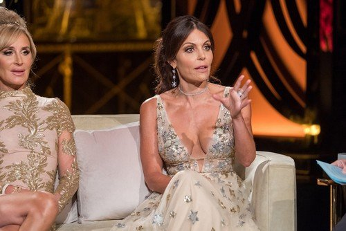 Real Housewives Of New York Recap: Reunion, Part One