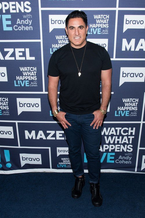 "Reza Farahan From ""Shah's Of Sunset"" Talks About His And Husbands Plans For Kids"