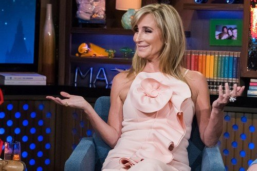 "Sonja Morgan Says ""Karma's A Bitch"" In Response To Housewives Questioning Dorinda Medley's Drinking"