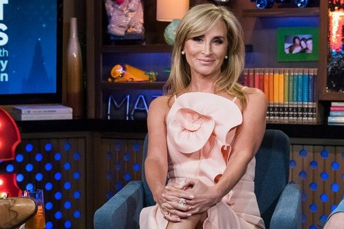 Sonja Morgan Looks Amazing In Paper Magazine