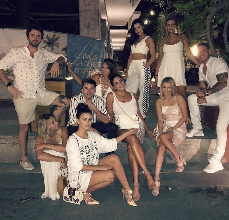 Vanderpump Rules Cast Vacations In Puerto Vallarta- Photos