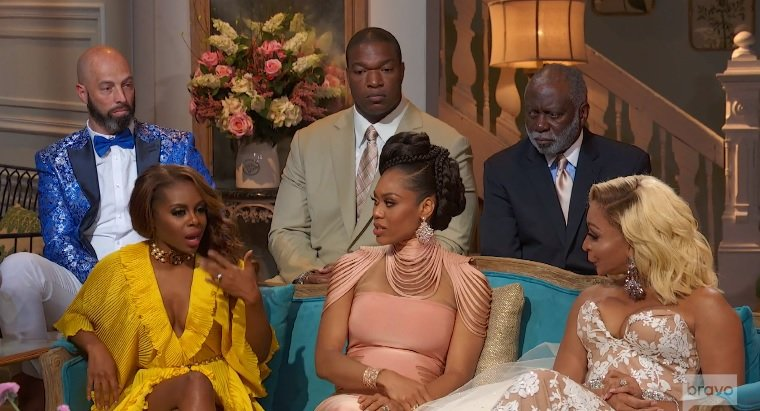 Real Housewives of Potomac Recap: Delusionistas And The Men Who Love Them