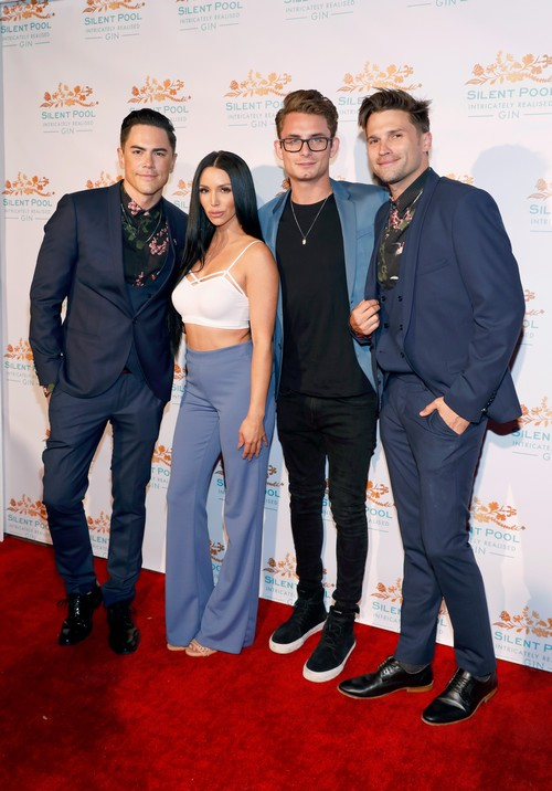 Hot Pics – Tom Schwartz, Scheana, Jax, Tom Sandoval, James Kennedy & More