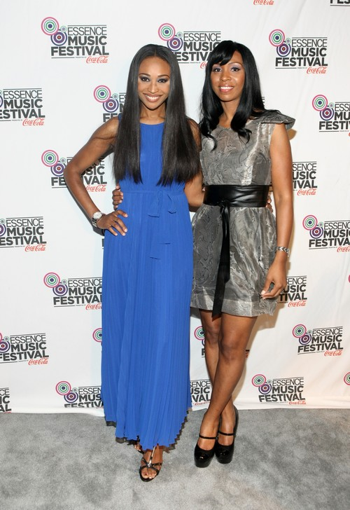 Cynthia Bailey And Sister Malorie Film Episode of Iyanla Fix My Life